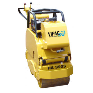 Vipac HA390 Roller (Profiled Drum)