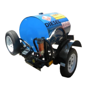 500 Litre Steel Tank (Oval Shape) for Diesel